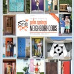 ONE-PS Palm Springs Neighborhoods 2019 Poster