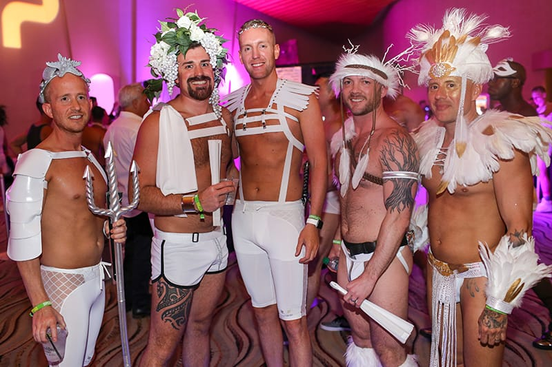 White Party Palm Springs 2019