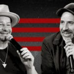 Sidesplitting Jeff Ross and Dave Attell to 'Bump Mics' at Morongo Casino Resort & Spa in Cabazon