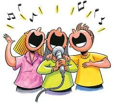 Mizell Sing Along Singers – Another Music Program at the Mizell Senior Center in Palm Springs