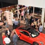 Top Realtors Celebrate at Porsche Palm Springs