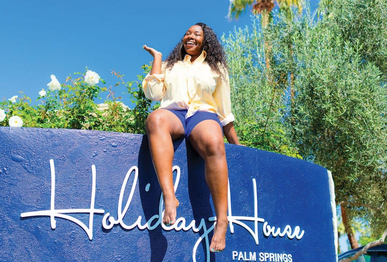 Palm Springs Weekend: Brooke Butler
