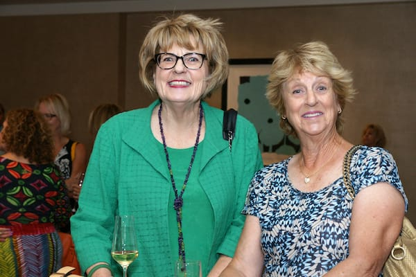 Women Who Lead Luncheon Honors Outstanding Trio