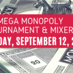 Mega Monopoly Tournament & Mixer at the Palm Springs Hyatt Hotel