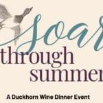 A Duckhorn Wine Dinner Event at Fleming's Steakhouse & Wine Bar in Rancho Mirage