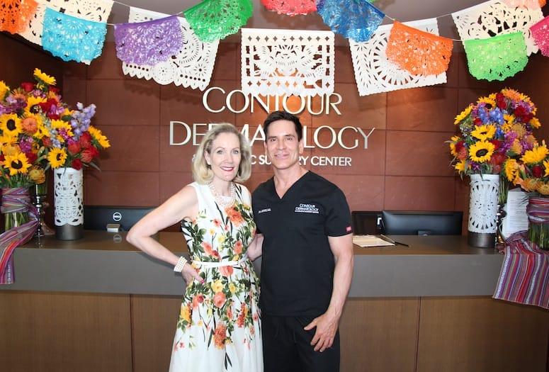 Contour Dermatology Fiesta Benefits Melanoma Awareness Project of the Desert
