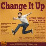 Monthly Discussion Group: Change It Up at The Center in Palm Springs
