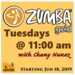 Zumba Gold Is Back at The Center in Palm Springs