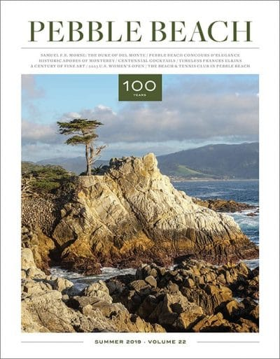 Pebble Beach Magazine 2019