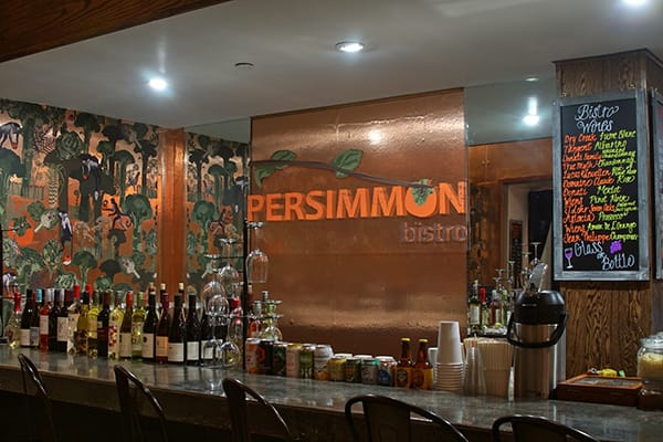 Persimmon Bistro Ribbon Cutting at the Palm Springs Art Museum