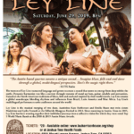 Four Voices Rooted in Rhythm: Ley Line Featured at Harrison House Music, Arts, & Ecology in Joshua Tree