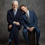 "Comedy Legends Steve Martin and Martin Short Bring ""Now You See Them - Now You Don't Tour"" to Fantasy Springs"