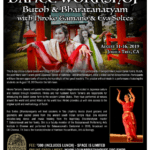Dance Workshop: Butoh and Bharatanatyam at Harrison House Music, Arts, Ecology in Joshua Tree