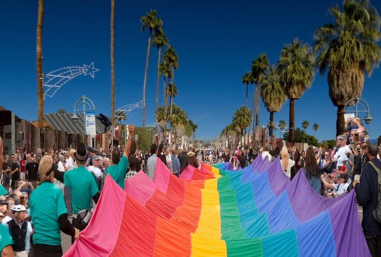 Palm Springs Strengthens Hold as Top Gay Destination