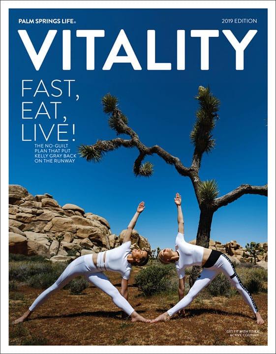 Vitality 2019 Cover