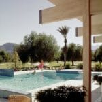 Leland Y. Lee Mid-Century Modern Architectural Photography Exhibition at Coda Gallery on El Paseo in Palm Desert