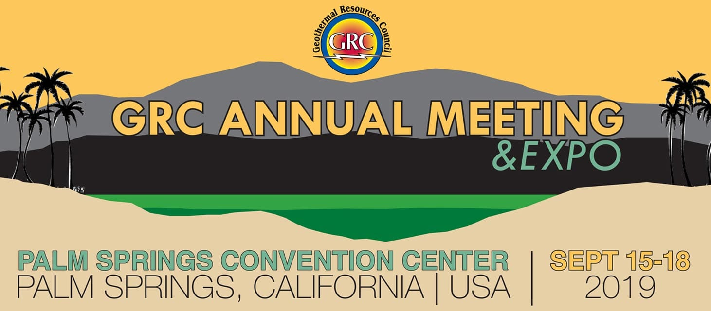 GRC Annual Meeting & Expo at the Palm Springs Convention