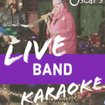 Live Band Karaoke at Oscars in Palm Springs