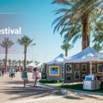 18th Annual Indian Wells Arts Festival at the Indian Wells Tennis Garden