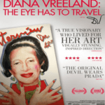 The Mizell Documentary Salon Series: Diana Vreeland:  The Eye Has To Travel at the Mizell Senior Center in Palm Springs