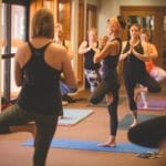 Big Bear Yoga Festival at the Performing Arts Center in Big Bear Lake