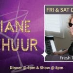 Diane Schuur, Fresh Takes Performance at The Purple Room Palm Springs
