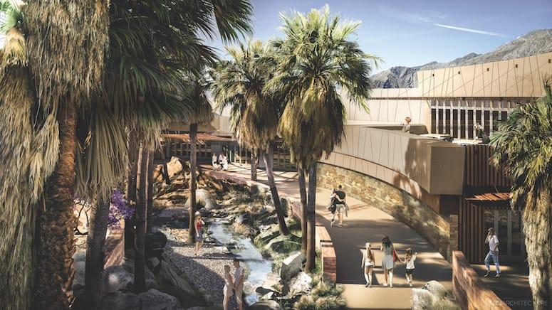 agua caliente cultural center