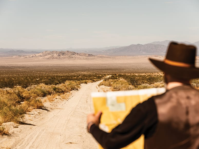 To Live (and not die) in the Mojave