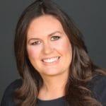 Sarah Sanders Makes 2020 Desert Stop