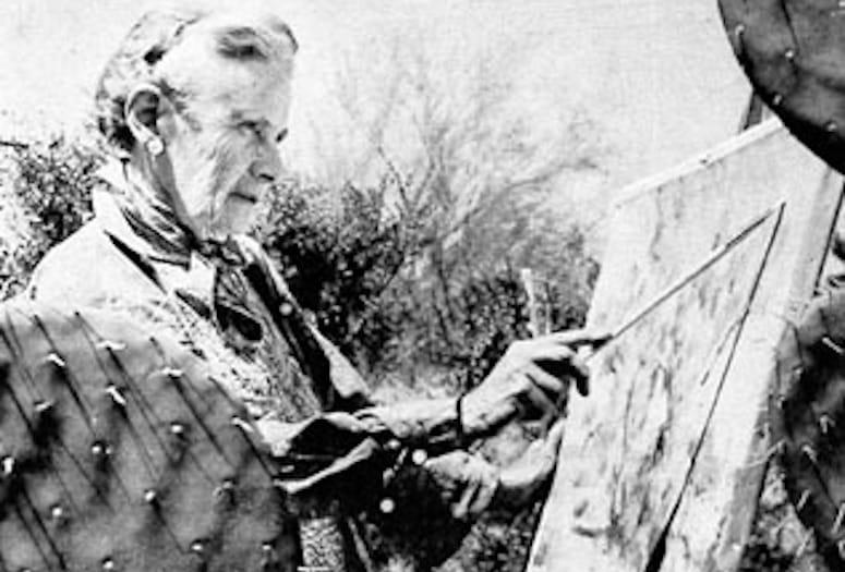 Explore Palm Springs: Agnes Pelton