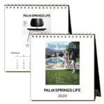 Palm Springs Life Modernism Covers Calendar