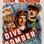 Mizell Movie of the Week: Dive Bomber (1941) Presented at the Mizell Senior Center in Palm Springs