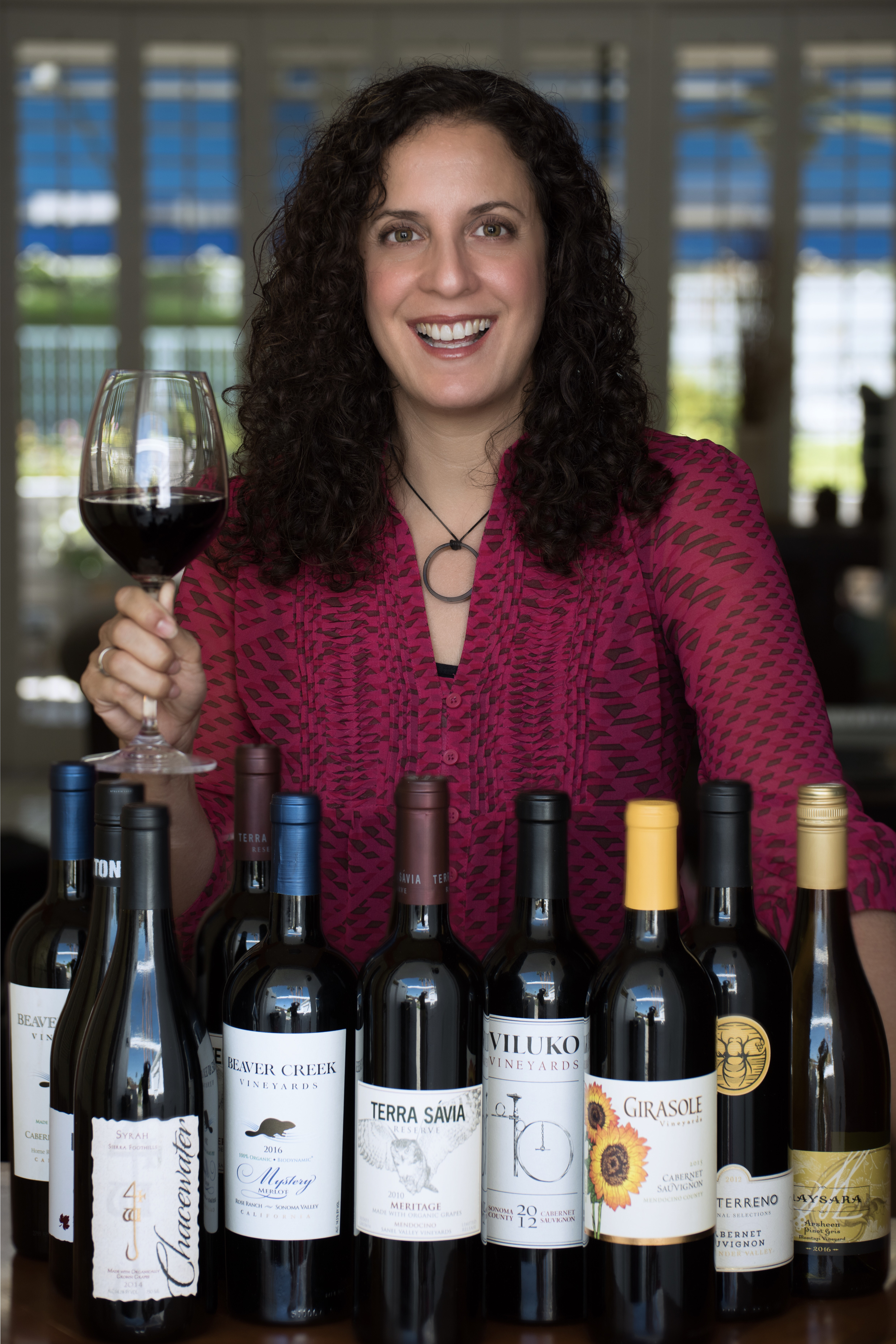"""Wellness Lecture: """"Off the Vine"""" Behind the Scenes of Modern Day Wineries at the Palm Springs Public Library"""