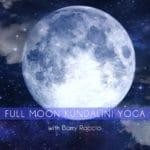 Full Moon Kundalini Yoga w Barry Raccio at Peace Love Yoga in Palm Springs