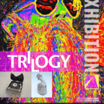 Trilogy Exhibition at the new Yucca Valley Arts Center