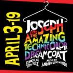 Joseph and the Amazing Technicolor Dream Coat at Desert Theatreworks in Indio