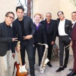 Slim Man Band LIVE Every Wednesday at Vicky's of Santa Fe in Indian Wells.