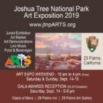 Joshua Tree National Park Art Exposition in Twentynine Palms