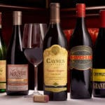 An Evening With Caymus Vineyards at Ruth's Chris Steak House in Palm Desert