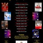 Live Variety Musical Shows at The Mary Pickford Theatre in Cathedral City