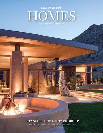 Palm Springs Life HOMES September-October 2019