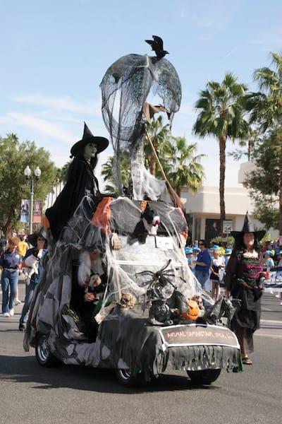 palm desert parade