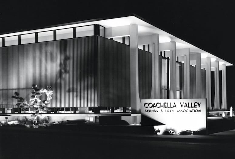 coachella valley savings and loan building
