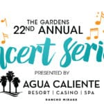 22nd Annual Concert Series at The Gardens on El Paseo in Palm Desert