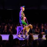 Fashion Week El Paseo Presents Le Chien at The Gardens on El Paseo in Palm Desert