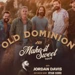 Old Dominion's Make It Sweet Tour at Fantasy Springs Resort Casino