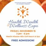 Inaugural Event Announced: Rancho Mirage Health, Wealth & Wellness EXPO