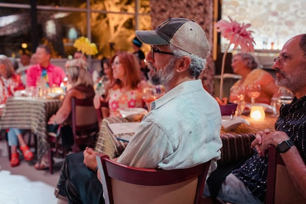 Palm Springs Underground: Woodstock Celebration Dinner