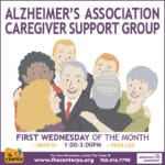 Alzheimer's Care Giver Support Group at The Center in Palm Springs