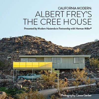 Albert Frey's The Cree House